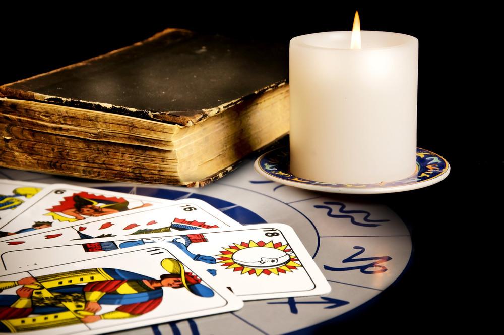 interpréter un jeu de Tarot