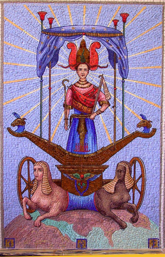 la carte du chariot
