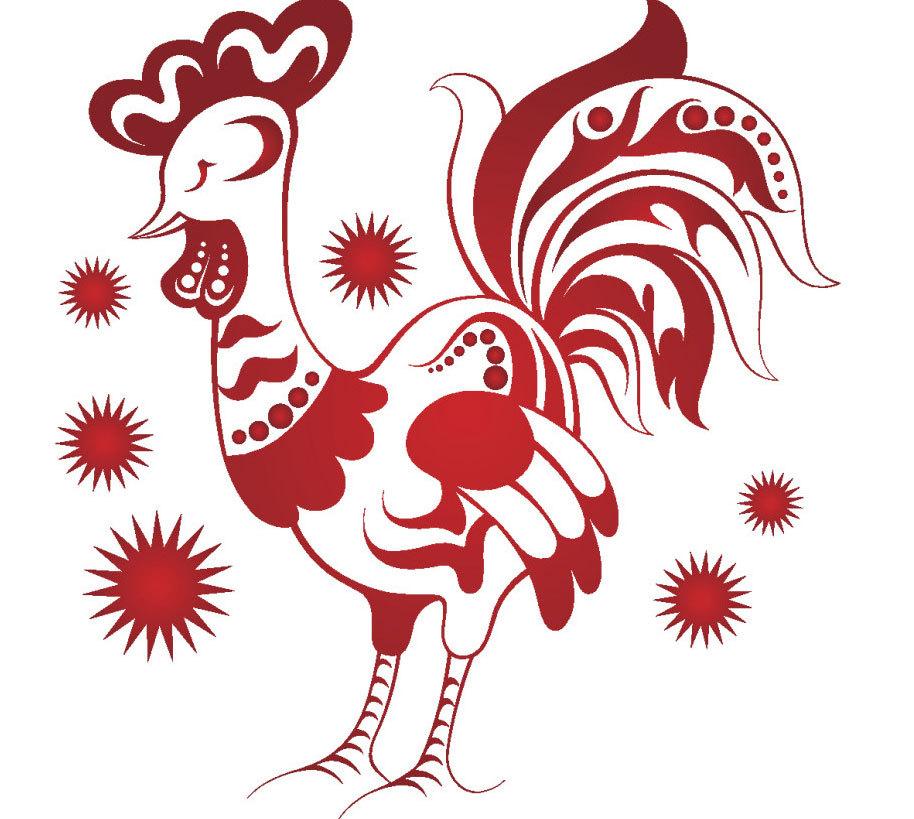 Astrologie chinoise, 2017 l'année du coq