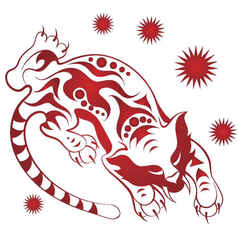 portrait de votre signe chinois au masculin - Tigre