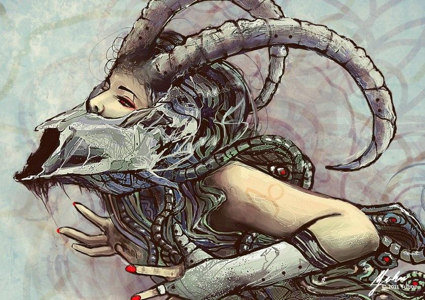affinité amoureuse - Femme Capricorne