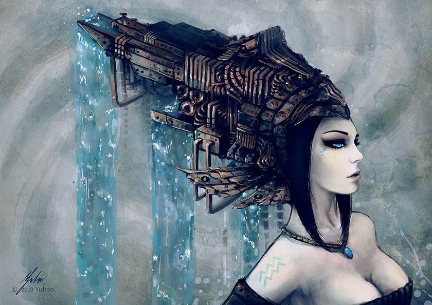 affinité amoureuse – Femme Verseau